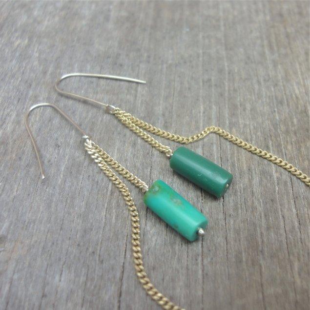 Handmade jewelry by Tanja Ting
